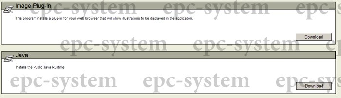 Каталог запчастей EPC Chrysler окно установки плагинов